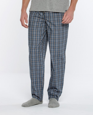 Pantalons de tela de...