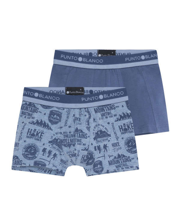 Pack 2 boxers, Hinking Mix