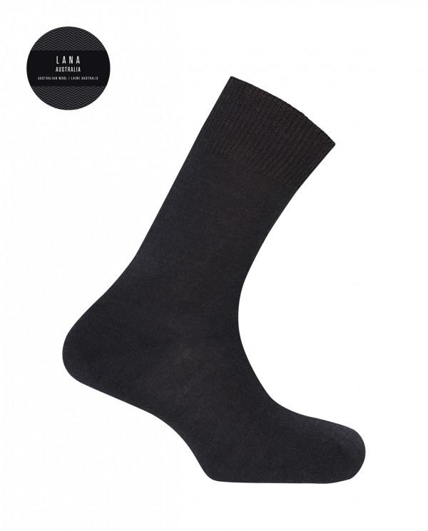 100% wool socks - plain