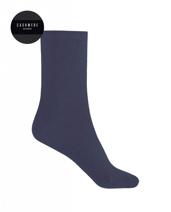 Cashmere/wool socks - plain