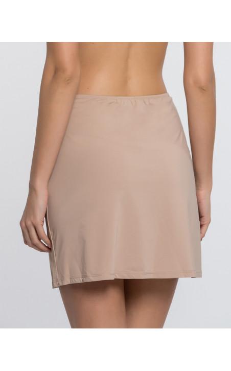 Skirt Caresse Couleur Vison - 1 - 2