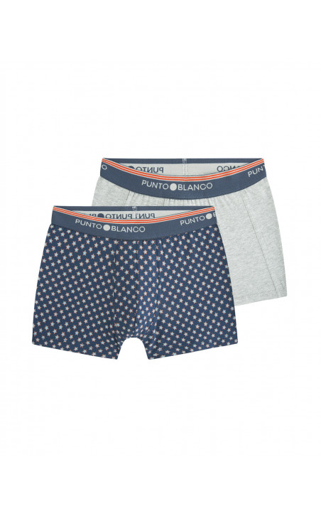 Pack 2 boxers, Starry Mix Color Assorted - 1