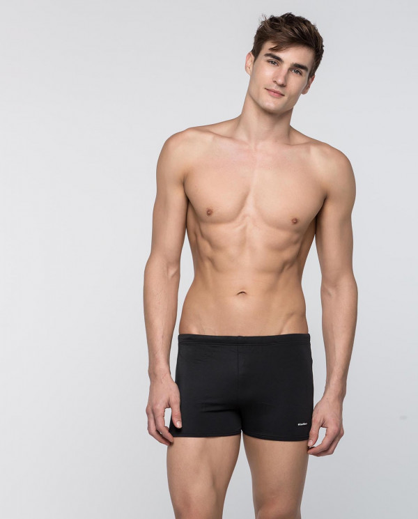 Boxer Basic Line Color Black - 1