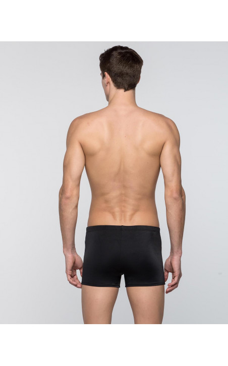 Boxer Basic Line Color Black - 1 - 2