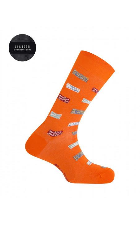 Boîte de 3 chaussettes en coton - fantaisie Couleur Assorti - 1 - 2 - 3 - 4