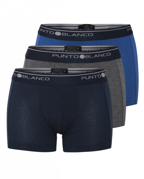 Three-pack Boxer Color Assorted - 1