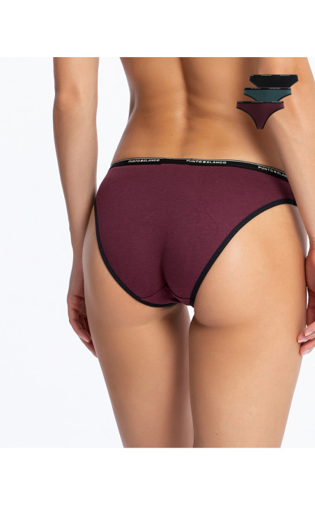 Basix Brief Pack Color Assorted - 1 - 2 - 3 - 4 - 5 - 6